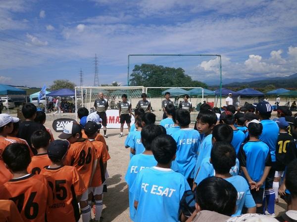 ジュビロ サッカー教室 飯田